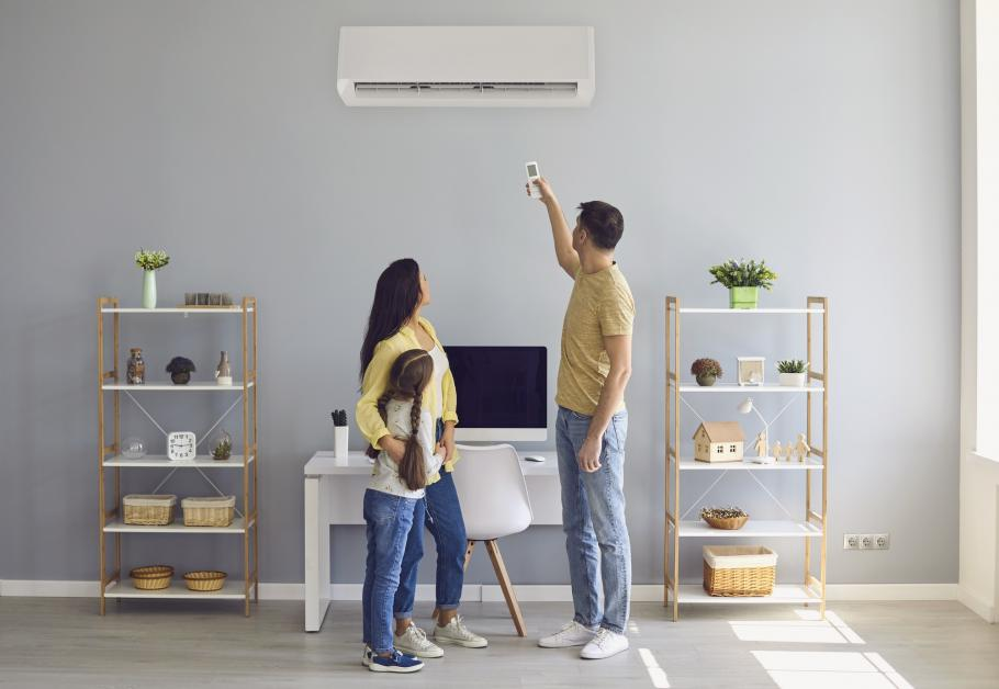 3 Advantages of Ductless Heating & Cooling Systems - RC ...