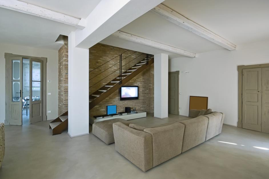 4 Types of Interior Concrete Flooring