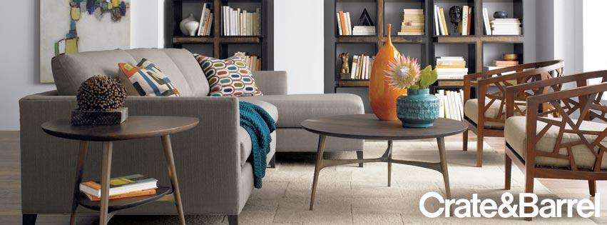 Crate And Barrel The Best Source For Modern Furniture