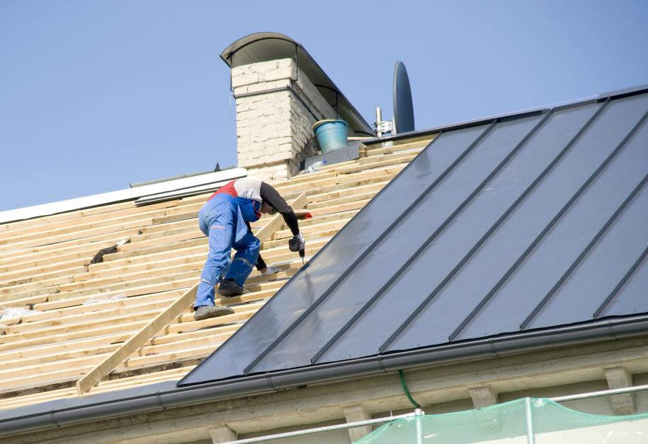 A Biased View of Roofers