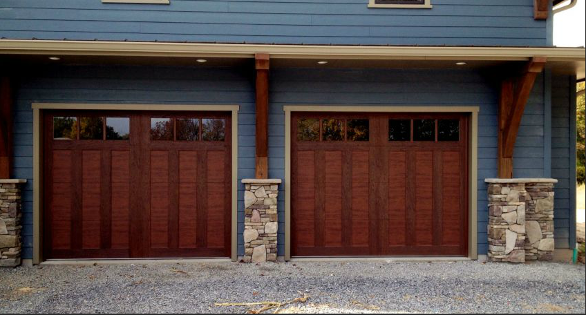 Dynamic Curb Appeal With Clopay Garage Doors At Felluca Overhead