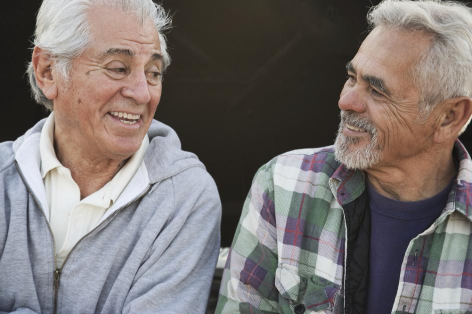 How To Help A Shy Loved One Make Friends In A Senior Living ...