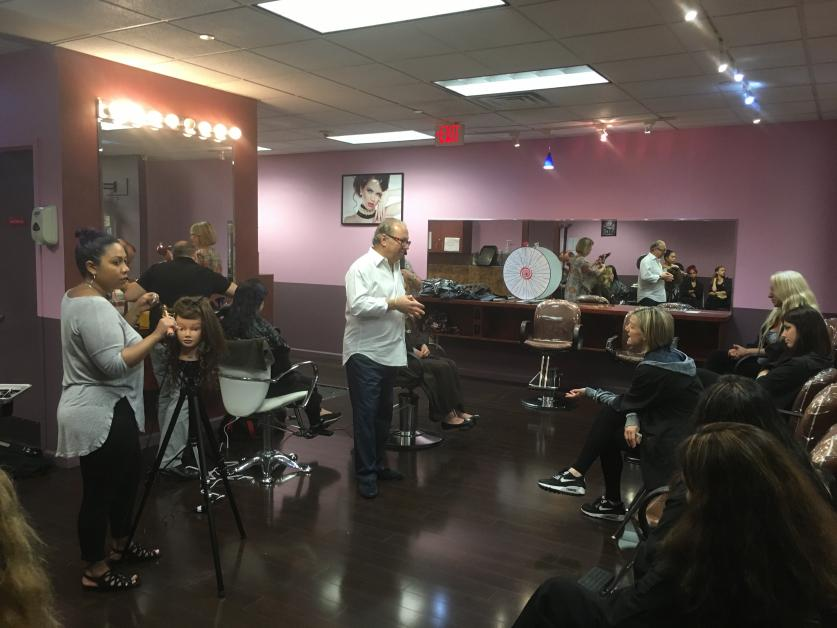 Open House-Fall into a new career! - Brittany Beauty ...