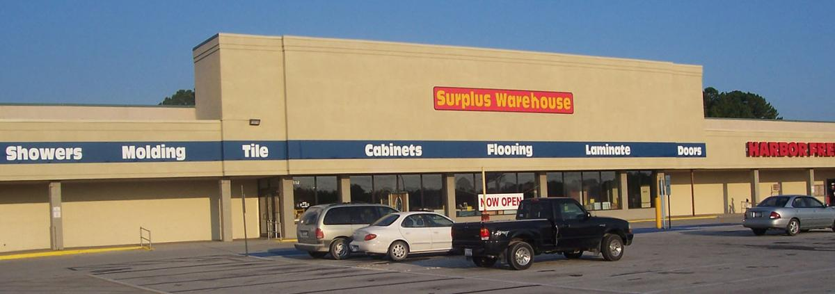 Surplus Warehouse In Jacksonville NC NearSay - Bathroom remodel jacksonville nc