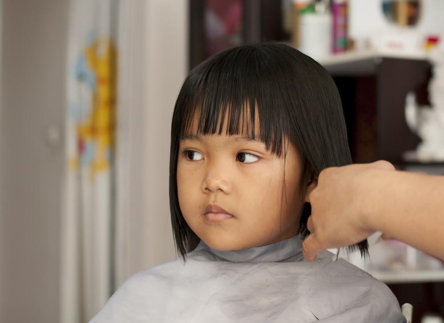 Kids Haircuts 3 Tips To Prep For Their First Salon Trip Premier