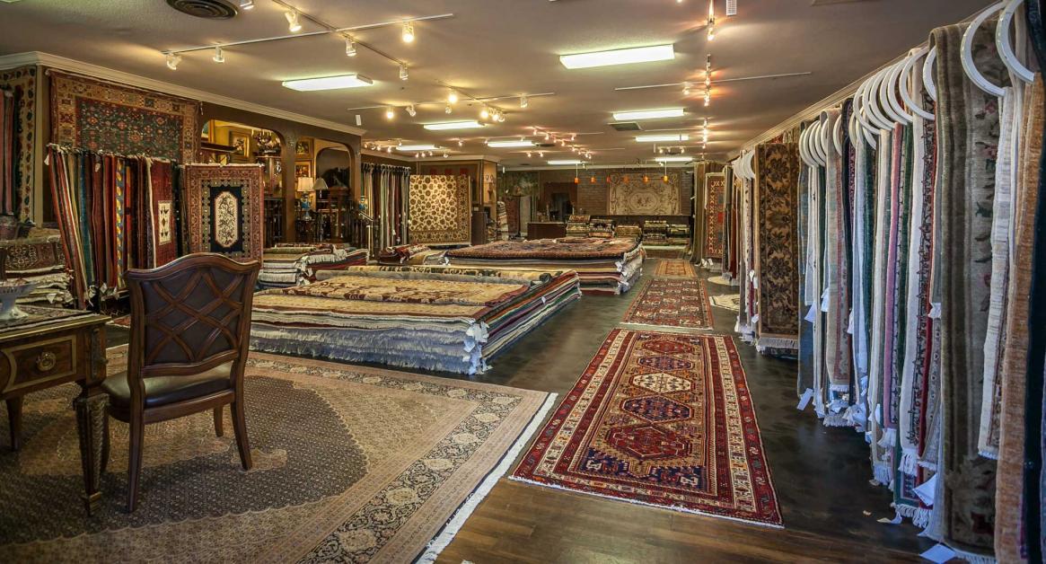 Oriental Rug Bazaar in Sacramento, CA