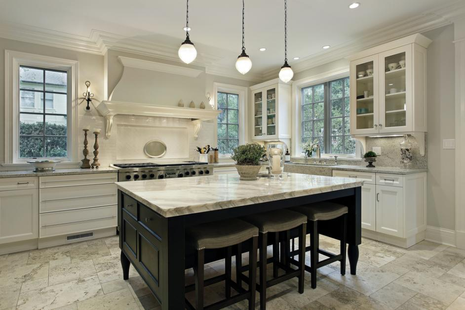3 Benefits Of Natural Stone Countertops In The Kitchen ...