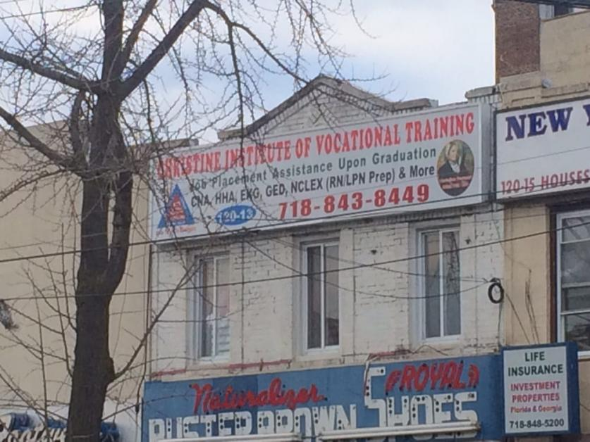 Christine Institure Of Vocational Training Inc In South Richmond