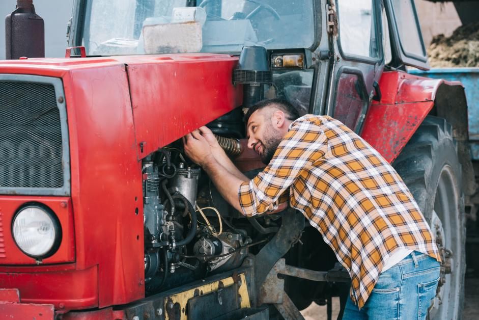 5 Possible Reasons Your Tractor is Overheating - American Radiator