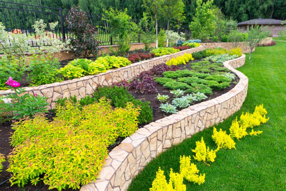 How To Care For Your Rock Retaining Walls Valley Excavating