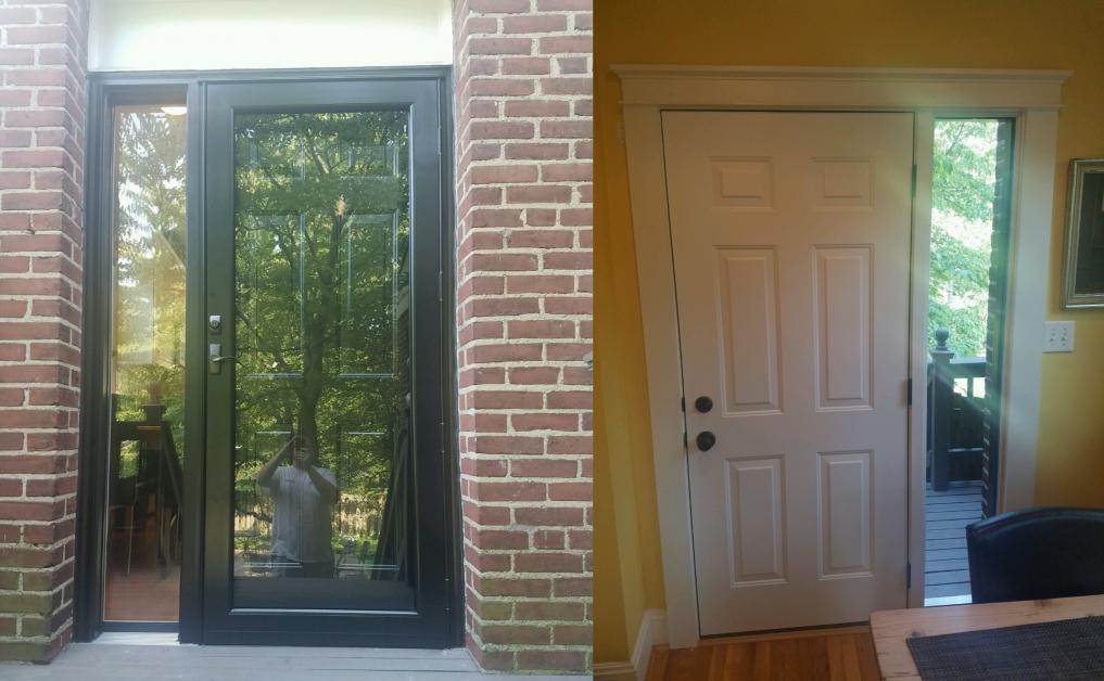 Jfk Window And Door Front Door Friday In Hyde Park For A