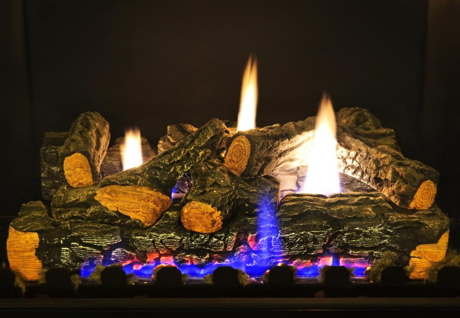 Vented Vs Ventless A Gas Fireplace Log Ing Guide
