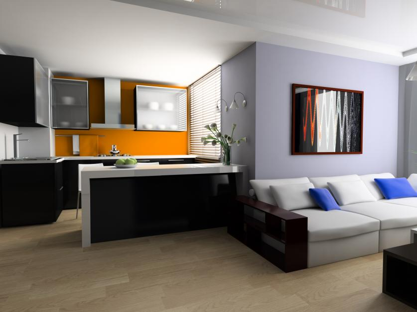 5 Ways to Define Separate Spaces in a Studio Apartment ...