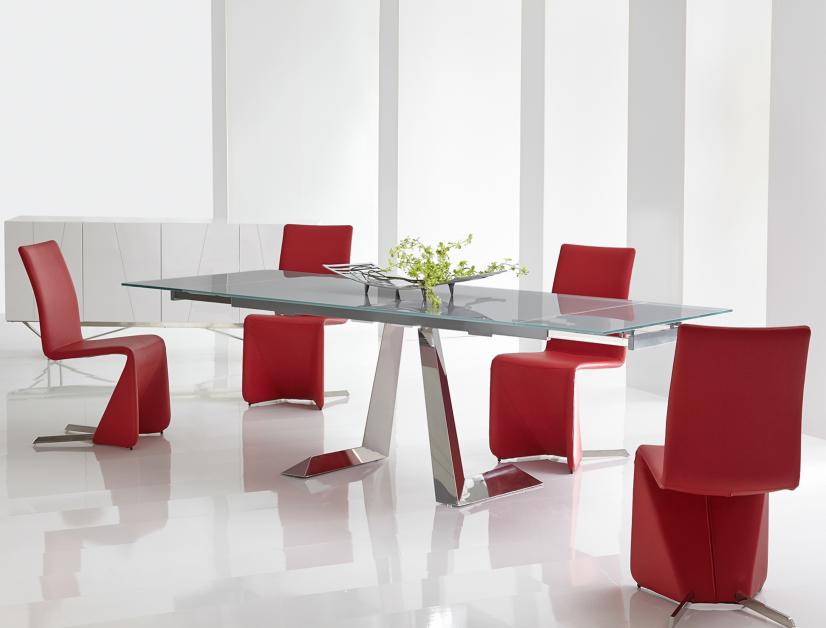 f12b41eb3a1f 5 Modern Furniture & Decor Trends for Dining Rooms May 3, 2018