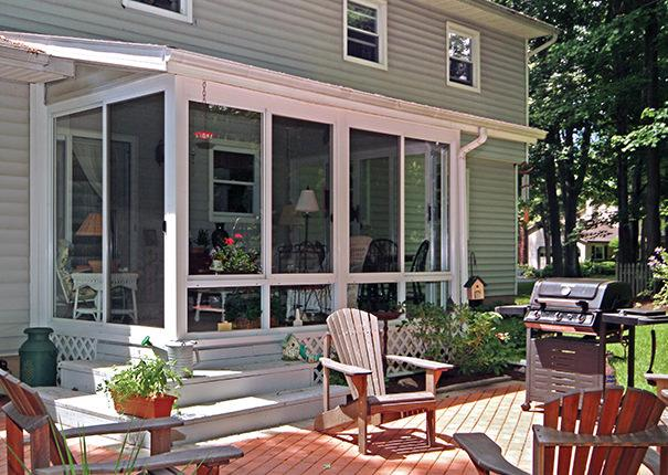 3 Differences Between Season Sunroom