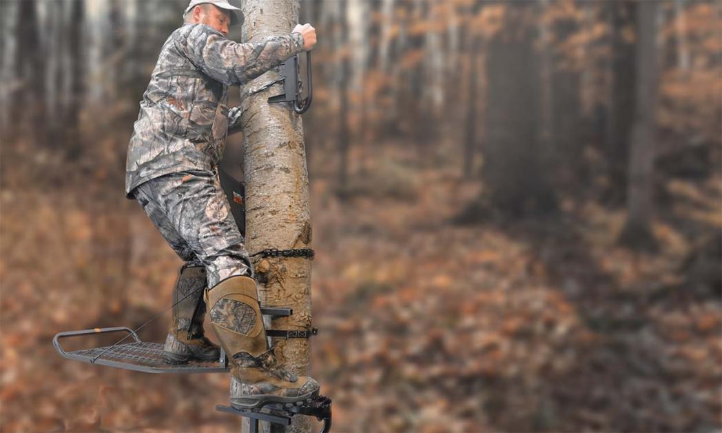A Helpful Primer On Setting Up A Treestand Correctly