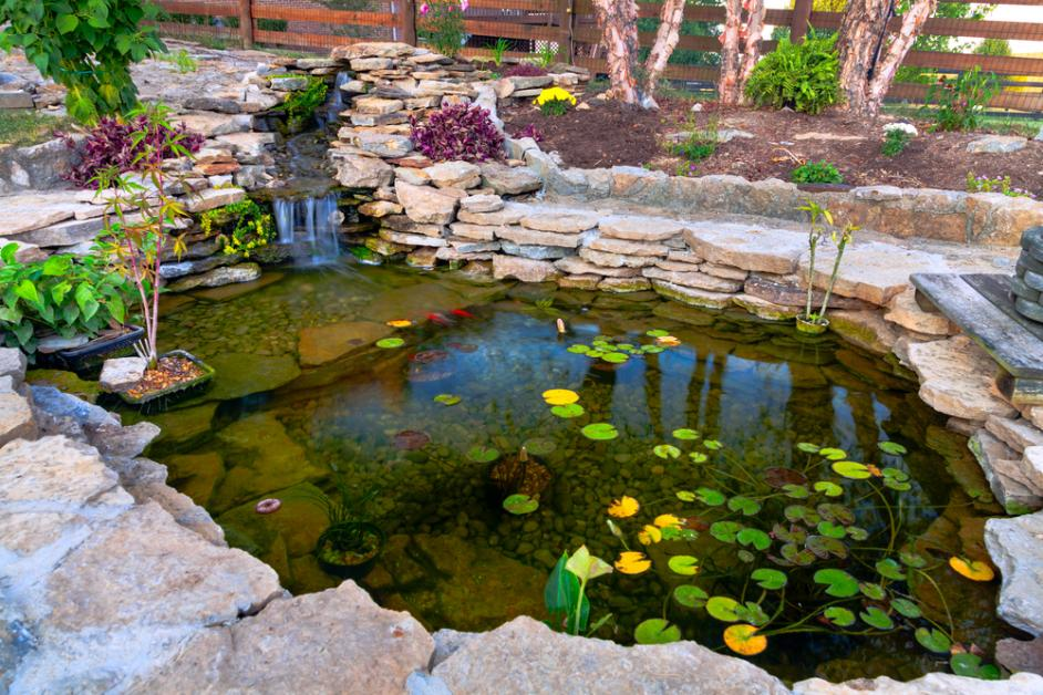 4 Types Of Landscaping Water Features You Should Know About Jk