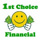 1st Choice Financial, Personal Loans & Advances, Payday Loans, Cash Loans, Chillicothe, Ohio