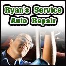 Ryan's Serv Inc, Auto Repair, Services, Cincinnati, Ohio