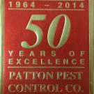 Patton Pest Control, Animal Control, Pest Control and Exterminating, Pest Control, Novelty, Ohio