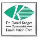 Daniel J. Kroger OD, Eye Doctors, Eye Care, Optometrists, West Chester, Ohio