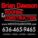 Brian Dawson Roofing & Construction, Roofing Contractors, Roofing and Siding, Roofing, Wentzville, Missouri