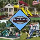 Homeplace Structures, Playground Equipment, Family and Kids, Austin, Texas