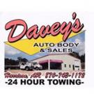 Davey's Auto Body & Sales, Auto Transporters, Auto Body Repair & Painting, Auto Towing, Harrison, Arkansas