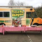 Pizza Pie Wagon, Pizza, Restaurants and Food, Monroe, Connecticut