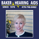 Baker Hearing Aids, Hearing Aids, Health and Beauty, Macon, Georgia