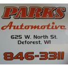 Parks Automotive, Auto Towing, Mechanics, Auto Maintenance, De Forest, Wisconsin