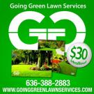 Going Green Lawn Services LLC, Tree Service, Lawn Maintenance, Lawn Care Services, Fenton, Missouri