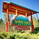North Forty Resort, Wedding Venues, Vacation Rentals, Event Spaces, Columbia Falls, Montana