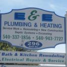 E & E Plumbing Heating Air Conditioning & Electrical, Plumbers, Services, Stuarts Draft, Virginia