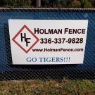 Holman Fence LLC, Fencing, Services, Kernersville, North Carolina