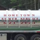 Hometown Sewer Service, Septic Tank Cleaning, Septic Tank, Septic Systems, Warrensburg, New York