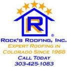 Rock's Roofing, Inc., Gutter Repair and Replacement, Roofing, Roofing Contractors, Wheat Ridge, Colorado