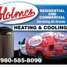 Holmes Heating and Cooling, Heating and AC, Heating & Air, HVAC Services, Jefferson, South Carolina