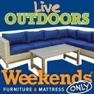 Weekends Only, Furniture Retail, Mattresses, Home Decor, Bridgeton, Missouri