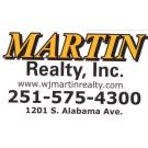 Martin Realty Inc., Real Estate Agents, Real Estate, Monroeville, Alabama