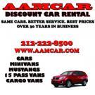 AAMCAR, Van Rental, Truck Rental, Car Rental Companies, New York, New York
