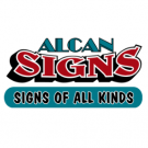 Alcan Signs LLC, Custom Signs, Services, Anchorage, Alaska