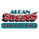 Alcan Signs LLC, Custom Signs, Services, Anchorage, Alaska
