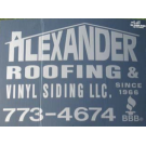 Alexander Roofing & Siding LLC , Roofing Contractors, Services, Chillicothe, Ohio