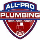 All-Pro Plumbing, Plumbers, Services, East Point, Kentucky