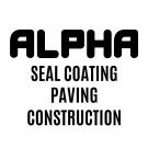 Alpha Seal Coating, Paving and Construction, LLC, Asphalt Seal Coating, Services, Glastonbury, Connecticut
