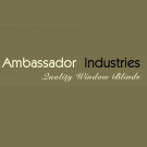 Ambassador Industries, Blinds, Window Treatments, Window Treatments & Shades, Los Angeles, California