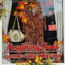 Anything Goes Clothing Consignment Shop, Consignment Service, Services, Fairport, New York