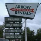 Arrow Rentals Inc, Lawn & Garden Equipment, Shopping, Statesboro, Georgia