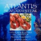 Atlantis Seafood & Steak, Family Restaurants, Steakhouses, Seafood Restaurants, Honolulu, Hawaii